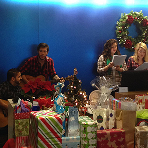 Employee Event Pic - Yankee Swap 2014