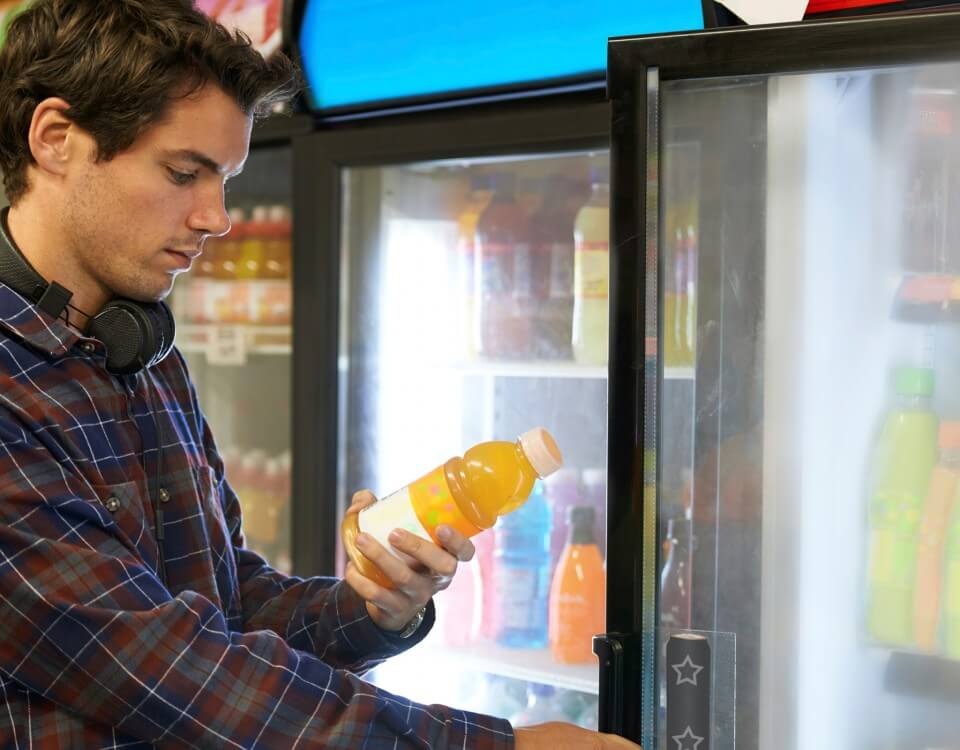 Refrigerated Drink Case & Merchandiser Financing & Leasing with TimePayment