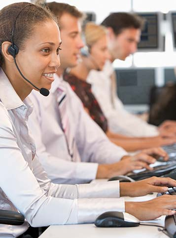 VOIP equipment telecommunications call center